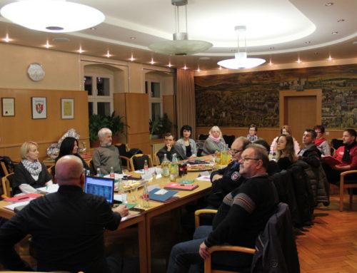 2. Sitzung des Begleitausschusses