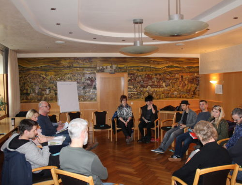3. Sitzung des Begleitausschusses