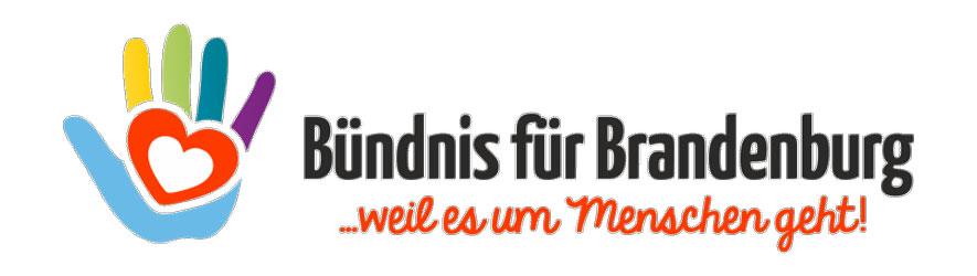 Logo Bündnis für Brandenburg