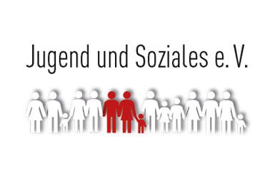 Logo Jugend und Soziales e. V.