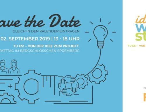 IdeenWerkStadt am 02.09.2019