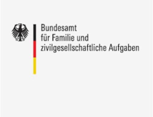 Information des Bundesamt für Familie und zivilgesellschaftliche Aufgaben